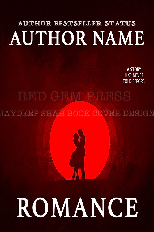 Romance (PREMADE COVER)