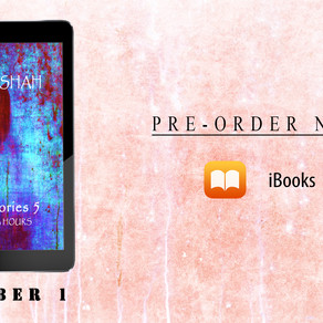 The Haunting Hours - The Final Book in Horror Stories Series [Available for preorder on iBooks]