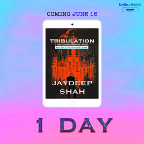 1 DAY: Tribulation (Cops Planet #1)