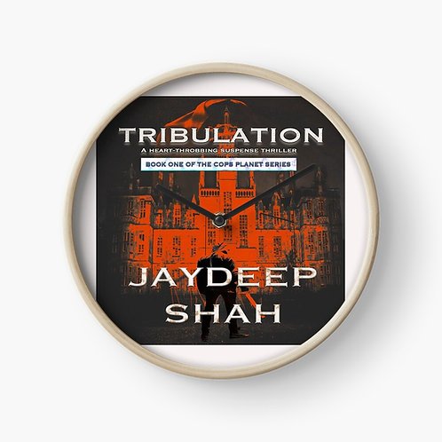 CLOCK: Tribulation (Cops Planet #1)