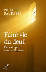 Philippe Baudassé - Writer - How to reconnect with life during the mourning - CSCB