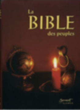 "ebook - ""La Bible des Peuples"" paper format - Download Bible -CSCB - Peace"
