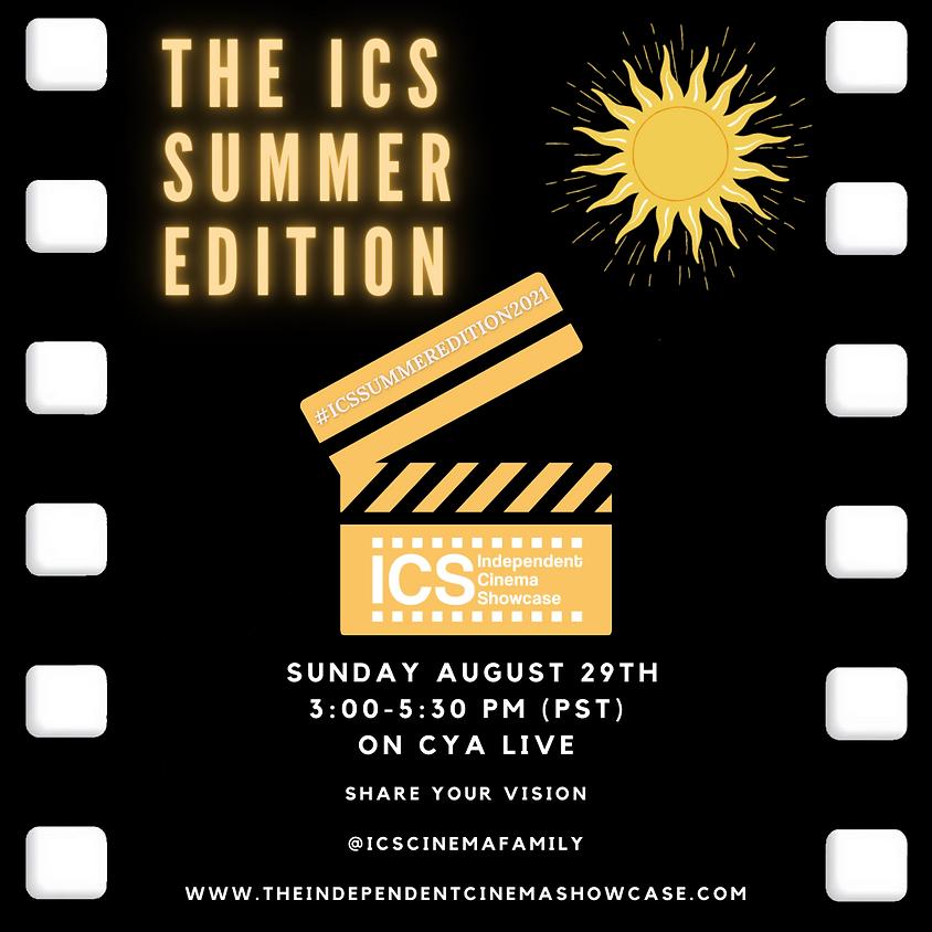 The ICS Summer Edition 2021
