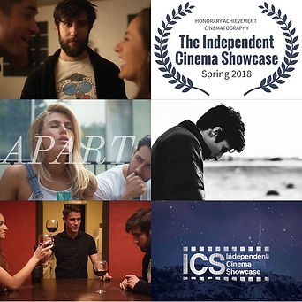 Spring 2018 Cinematography Winner : Apart