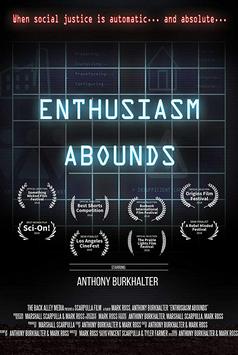 ENTHUSIASM ABOUNDS