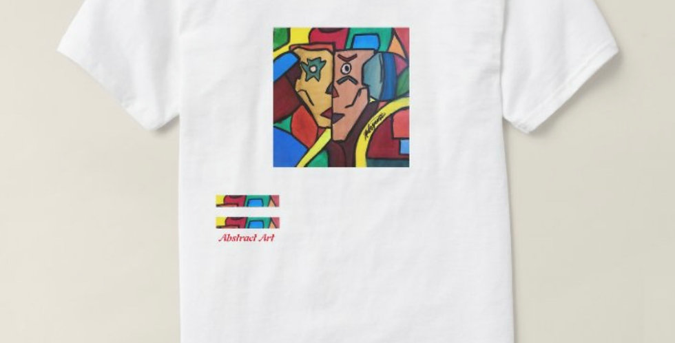 Abstrac Art T-Shirt