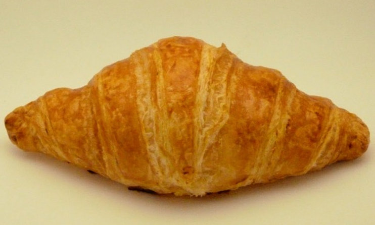 French Butter Croissant | ครัวซองต์เนยฝรั่งเศส
