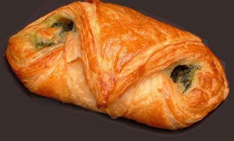 Spinach Croissant | ครัวซองต์ ผักโขม