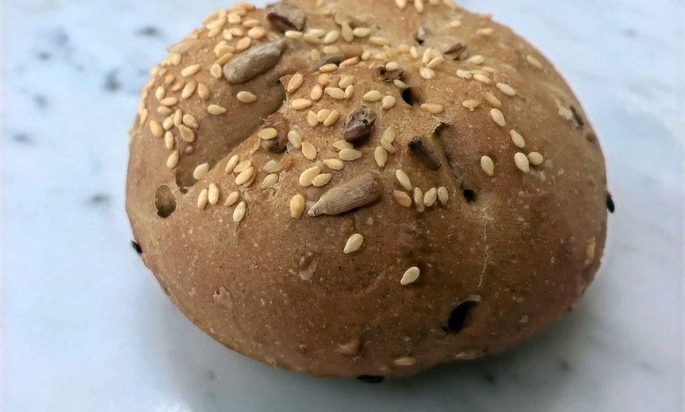 7 Grain Cereal Bowl | ขนมปังสูตรธัญพืช 7 ชนิด