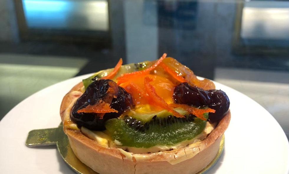 Mixed Fruit Tart | ทาร์ตผลไม้สด