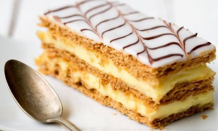 Millefeuille | เค้กมิลเฟย