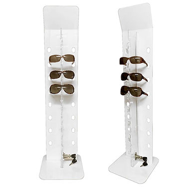Lockable Sunglass Display Stand