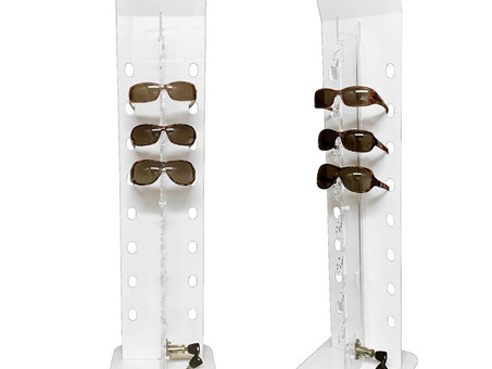 Custom-made Sunglass Stands For A Professional Retail Store