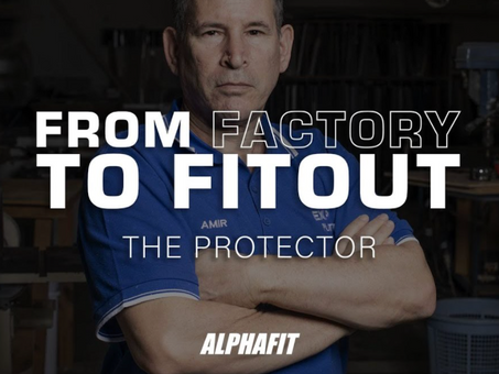 Feature Film For Alphafit Athletics - HDPE Components