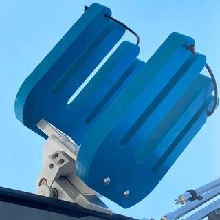 HDPE Board Racks