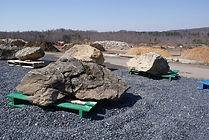 boulders for landscaping