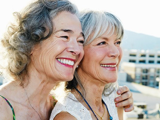 Social Seniors: The Importance of Friendship