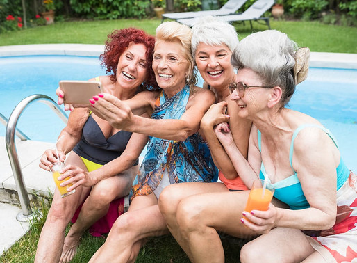 Active Ageing-Better Health