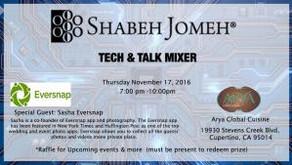 Bay Area Chapter TECH & TALK