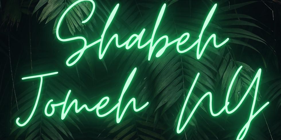 Shabe Jomeh New York Re-Opening