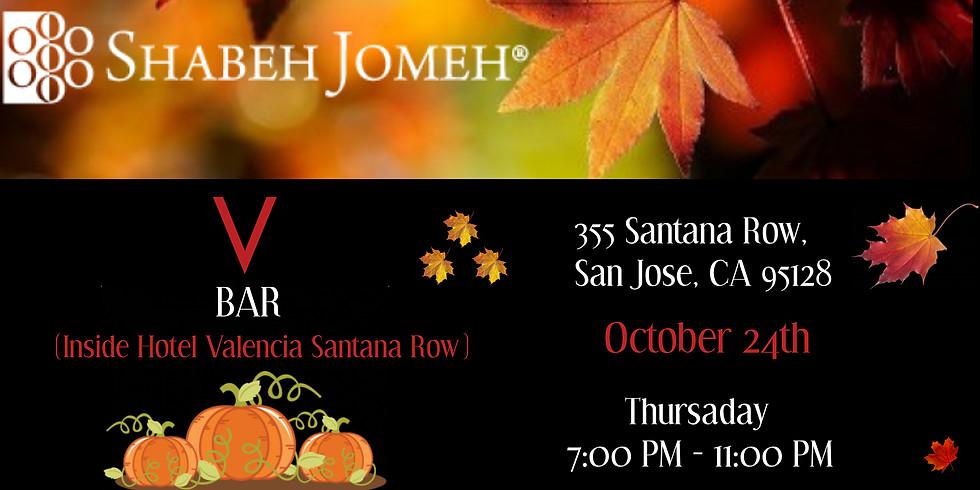 Shabeh Jomeh Bay Area Autumn Edition