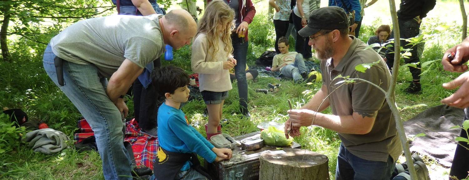 Family Bushcraft