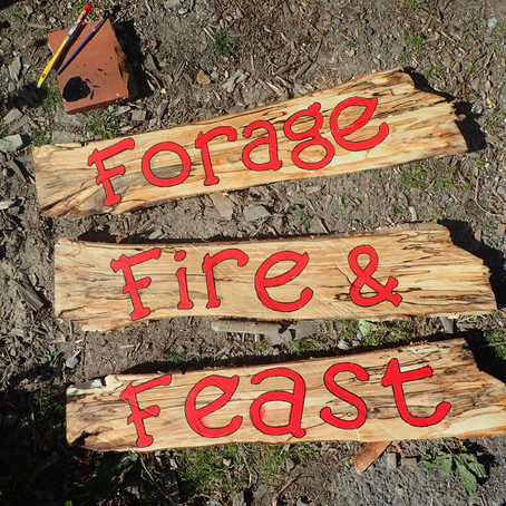 Forage, Fire & Feast