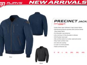 RJAYS Precinct: Brand New for 2021!