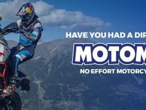 Had a Dirty Weekend? Get MOTOMUCK