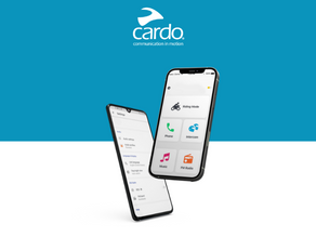 ARE YOU USING THE CARDO CONNECT APP?