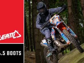Leatt: 4.5 Boots Back In Stock Now!