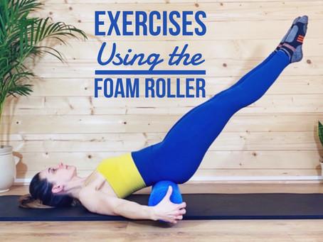 20 Min Foam Roller Class