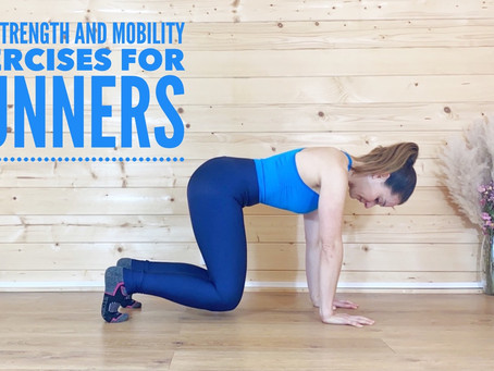 Core, Strength and Mobility Exercises for Runners