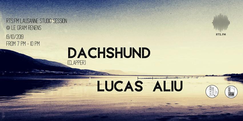 Dachshund & Lucas Aliu