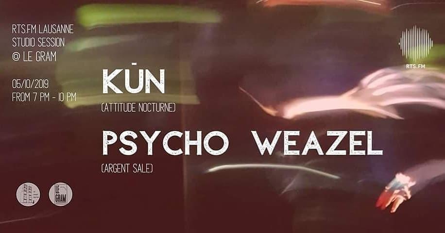 Kun & Psycho Weazel