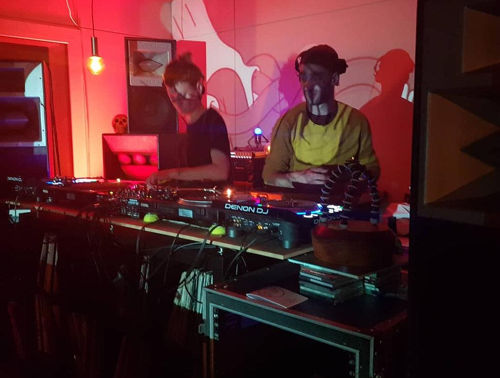 Eve & Ghetto Po _Studio