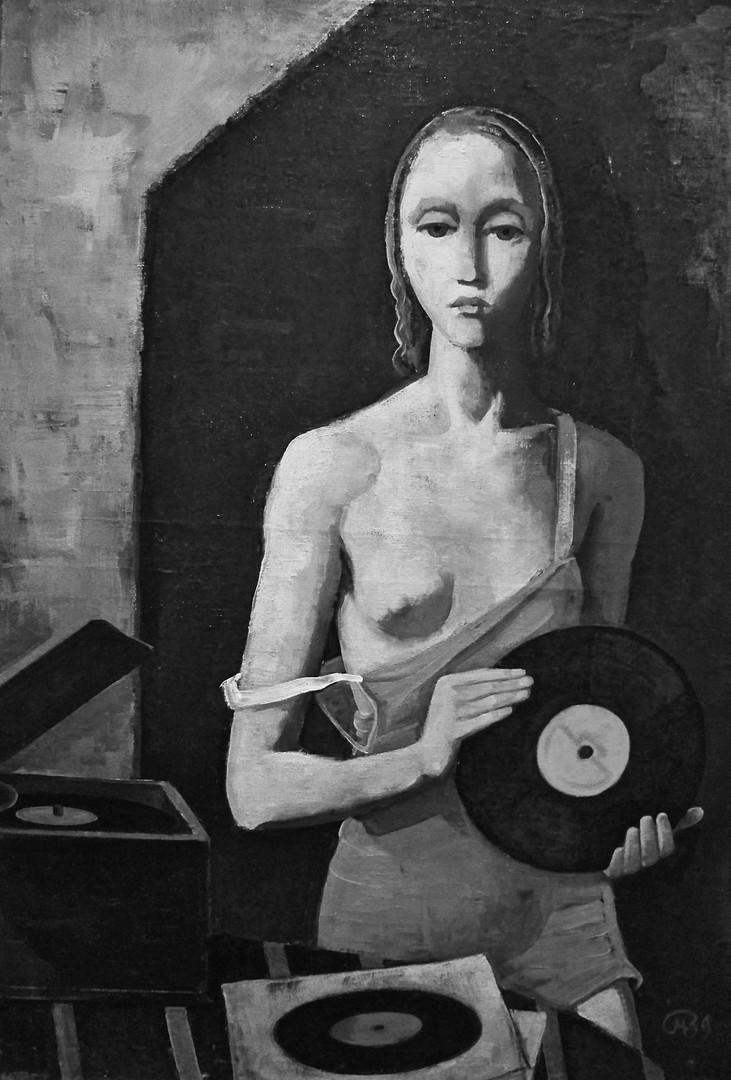 karl_hofer_recordplayer_1939