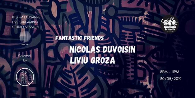 Nicolas Duvoisin & Liviu Groza
