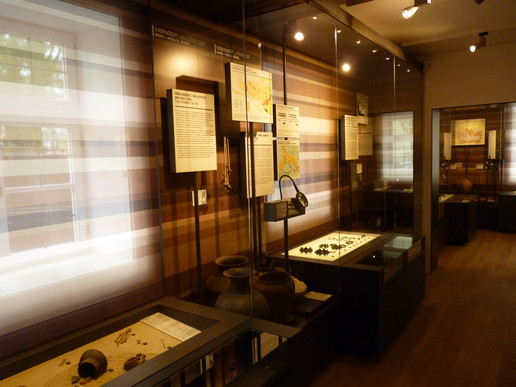 Dauerausstellung Archäologie, Museum Erding