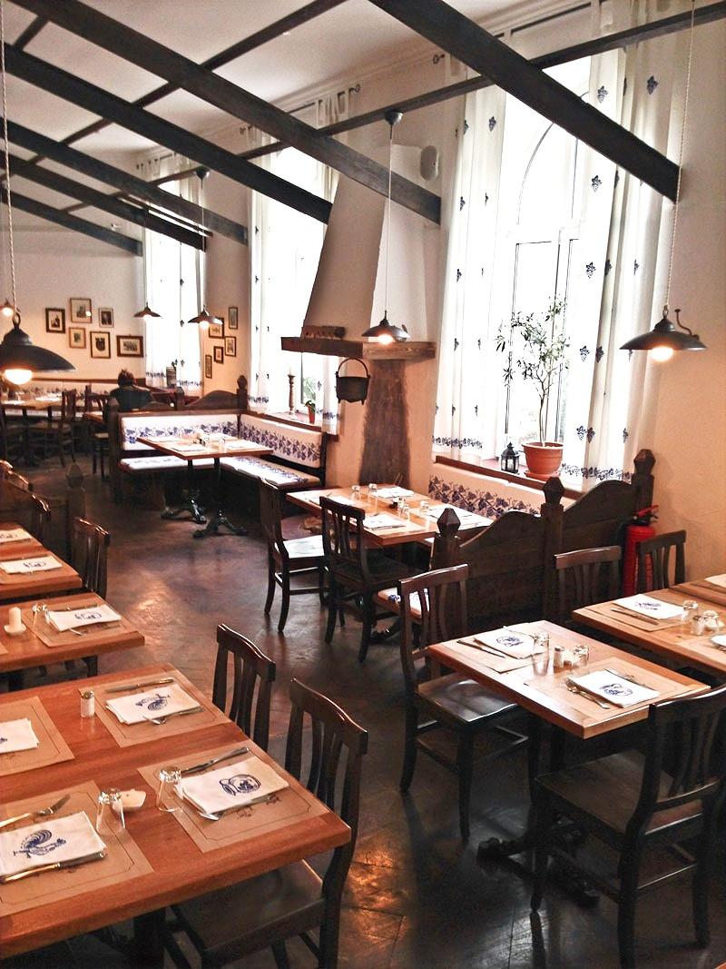 Restaurant Ro e Buni, München