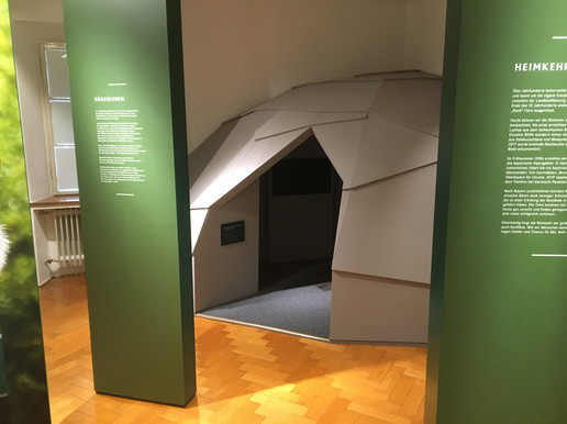 Dauerausstellung, Heimatmuseum Ruhpolding