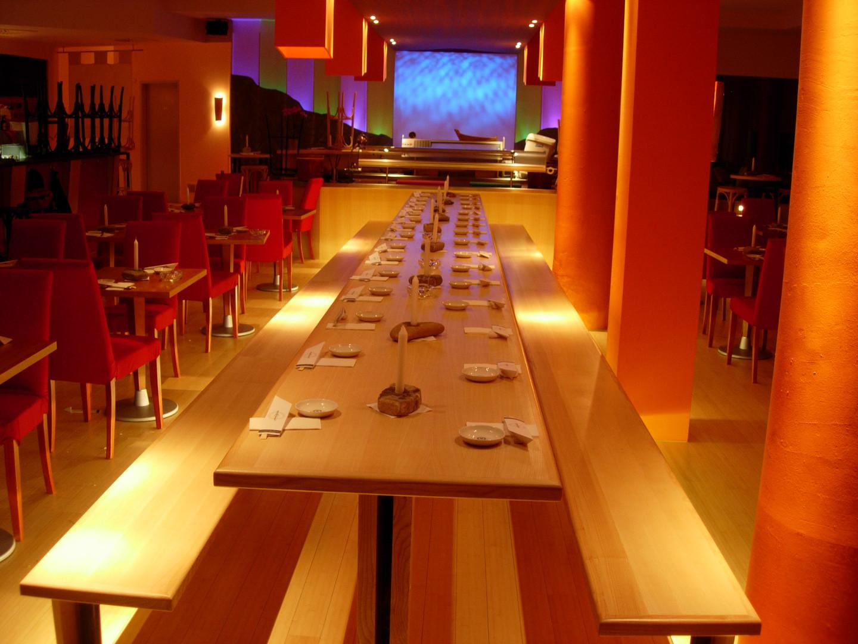 Restaurant Sushi & Soul, München