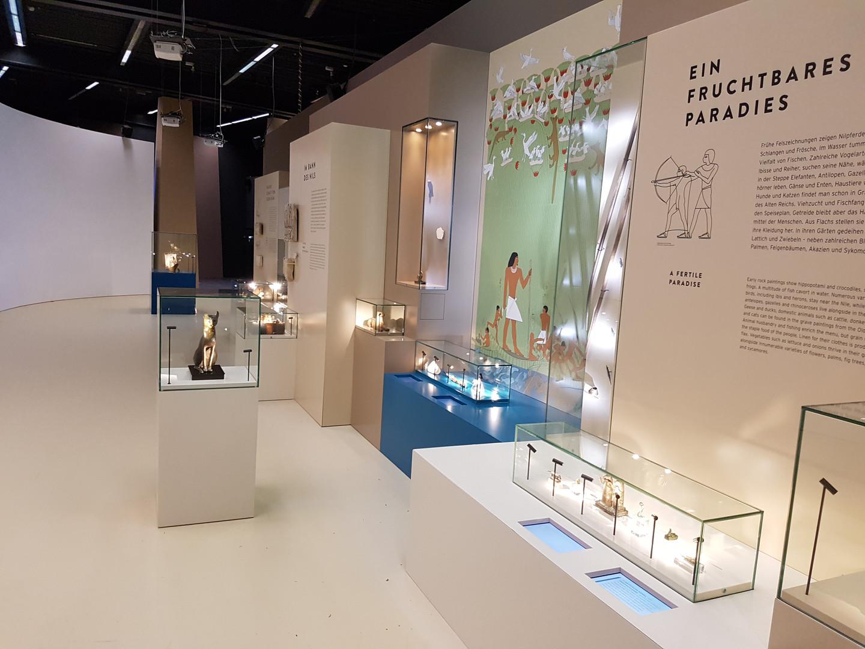Ausstellung Pharao, Lokschuppen Rosenheim