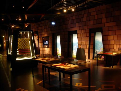 Sonderausstellung Inka – Könige der Anden, Lokschuppen Rosenheim