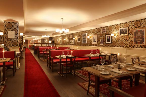 Restaurant Little London, München