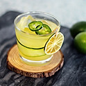 Cucumber Jalapeño Margarita