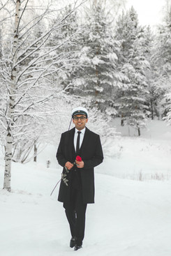Shendal ylioppilas