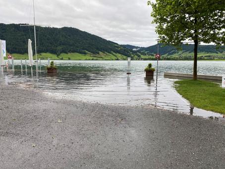 Absage Sommertrainings infolge Hochwasser!