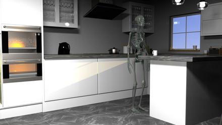Skeleton Kitchen