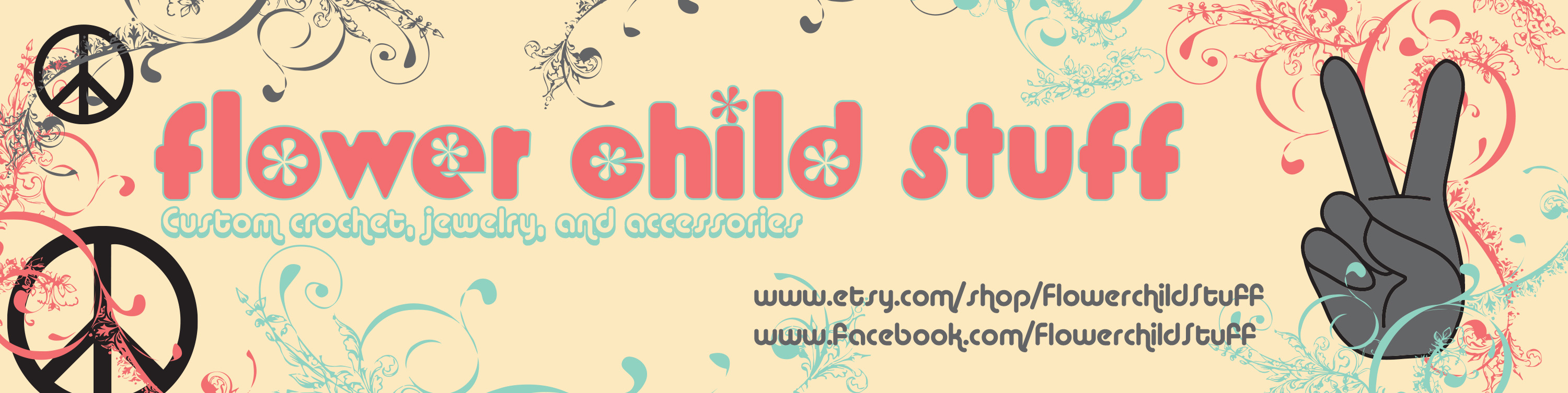 Banner for Flower Child Stuff